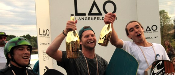 LANGENFELD OPEN - PRESENTED BY O´NEILL